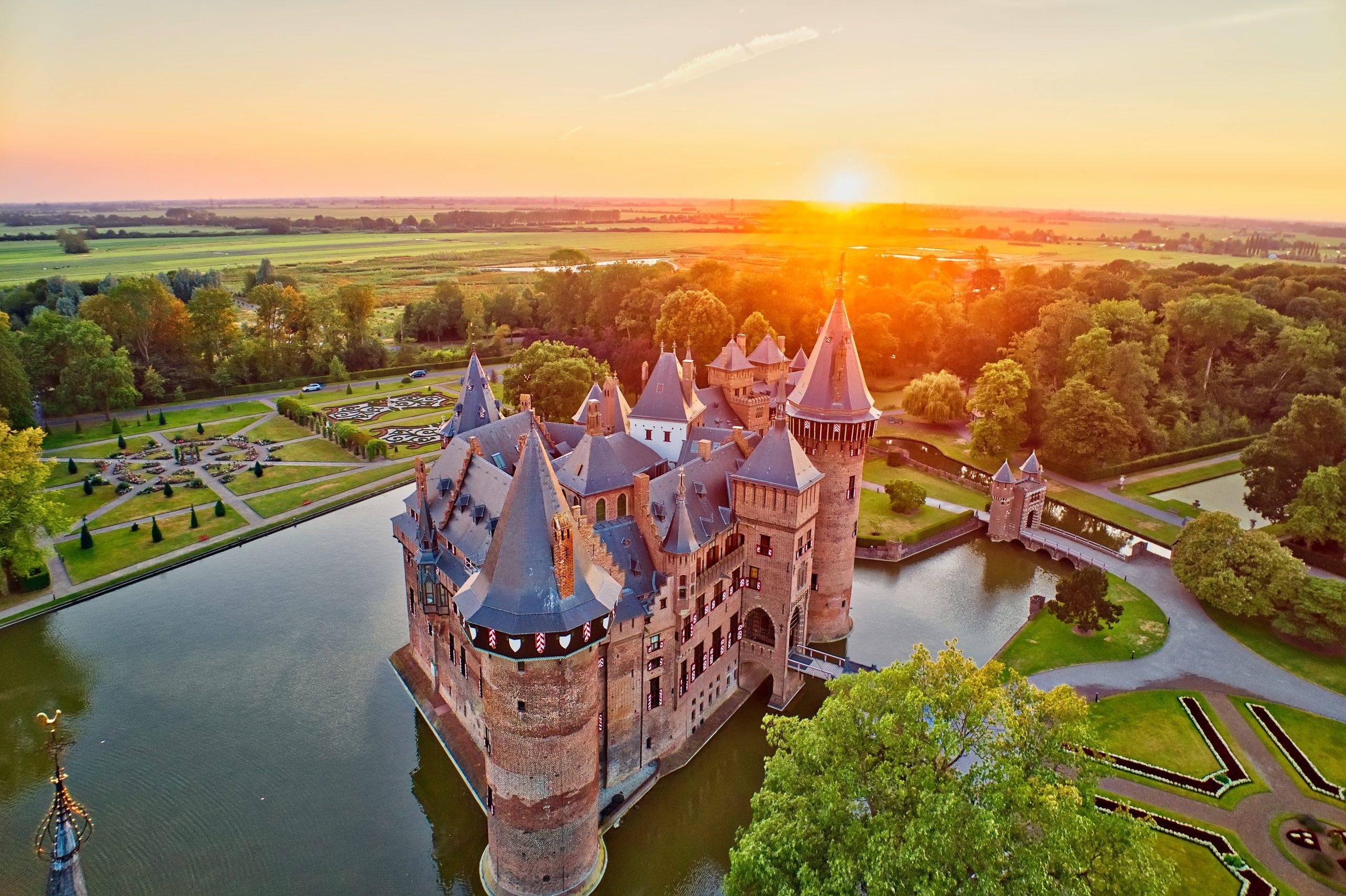 Le château de De Haar